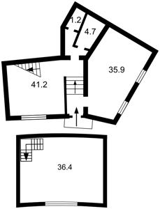 Нежилое помещение, Мечникова, Киев, Z-434749 - Фото 2