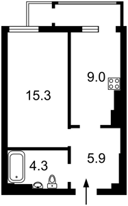Квартира Жилянська, 118, Київ, Z-1790443 - Фото2