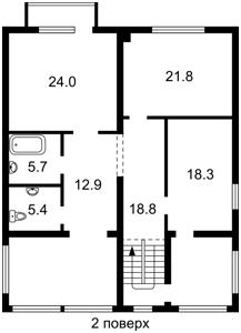 Дом Z-1686613, Янчука, Гатное - Фото 5