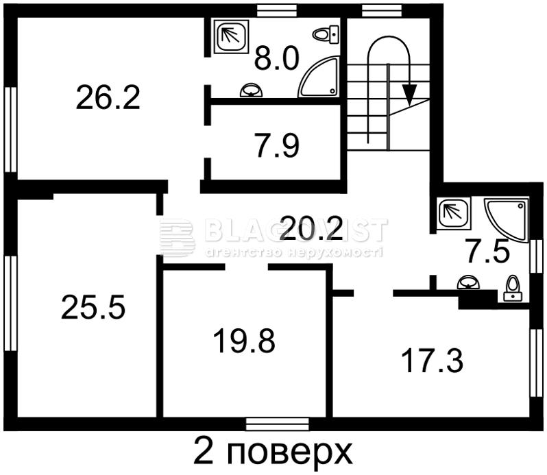 Дом R-16518, Лесная, Романков - Фото 4
