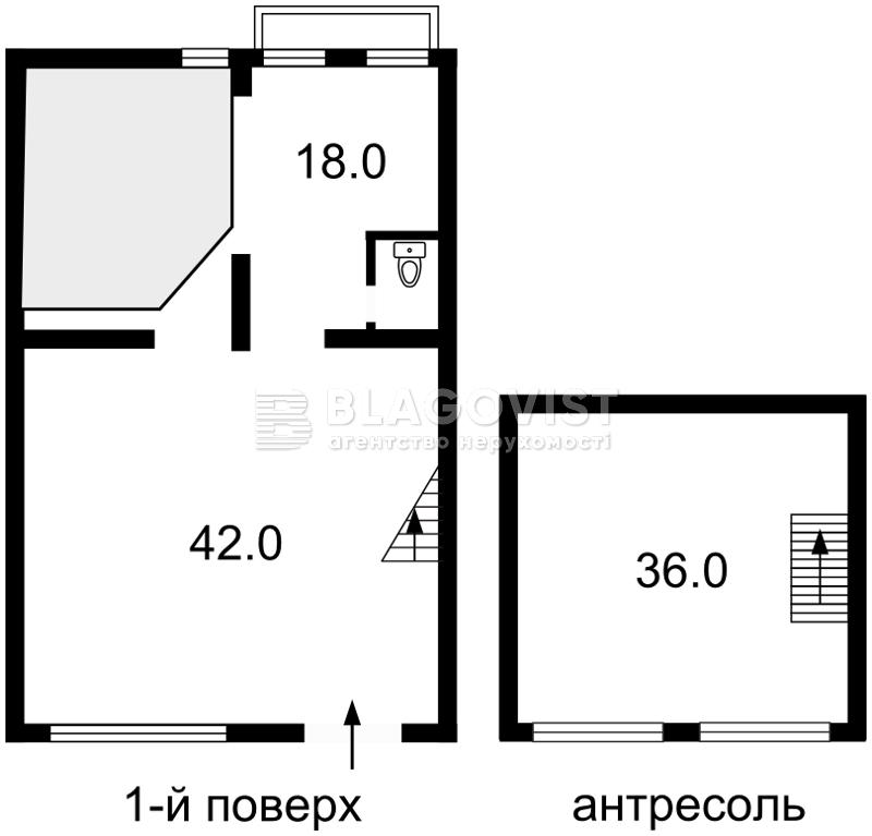 Нежитлове приміщення, E-38127, Лютеранська, Київ - Фото 3