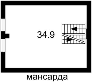 Дом Ломоносова, Ирпень, R-23673 - Фото 3