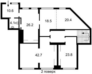 Офис, Черновола Вячеслава, Киев, B-98295 - Фото 3