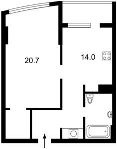 Квартира Победы просп., 121б, Киев, Z-511658 - Фото2