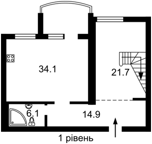 Квартира Героев Сталинграда просп., 8, Киев, Z-490351 - Фото2