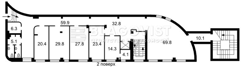 Нежитлове приміщення, A-109877, Спортивна пл., Київ - Фото 4