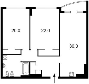 Квартира Жилянська, 59, Київ, X-3283 - Фото2