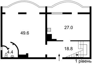 Квартира Героев Сталинграда просп., 16д, Киев, H-43715 - Фото2