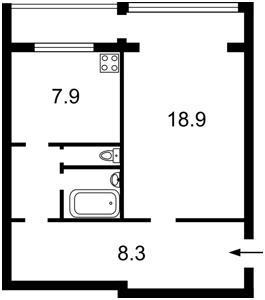 Квартира Златопольская, 4к, Киев, Z-792845 - Фото2