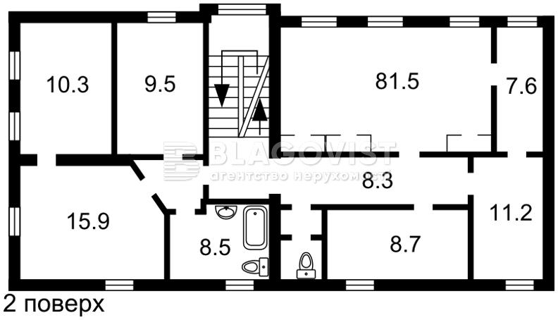 Нежитлове приміщення, C-106133, М.Житомирська, Київ - Фото 5