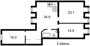 Квартира Франко Ивана, 13, Киев, D-34339 - Фото 3