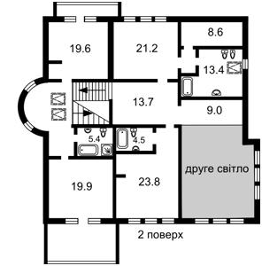 Будинок Тарасівка (Обухівський), X-20099 - Фото 4
