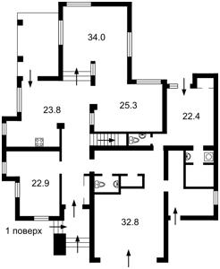 Дом Козин (Конча-Заспа), C-105094 - Фото2