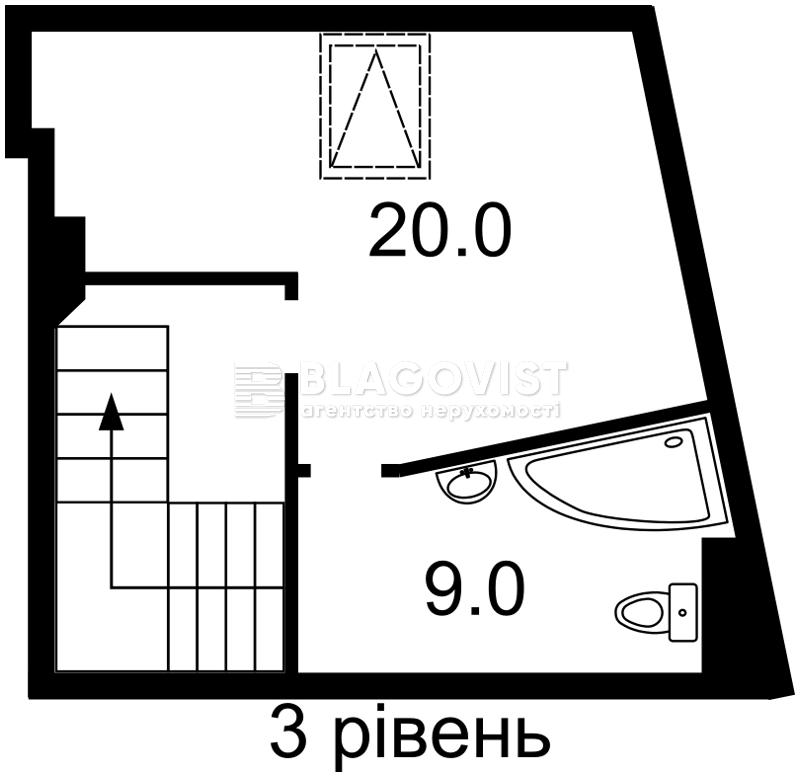 Квартира Z-1085522, Франко Ивана, 4, Киев - Фото 5