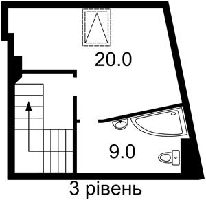 Квартира Франка Івана, 4, Київ, Z-1085522 - Фото 4