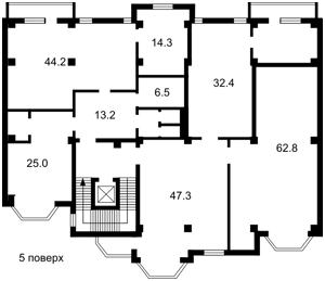 Нежилое помещение, Франко Ивана, Киев, C-106178 - Фото 3