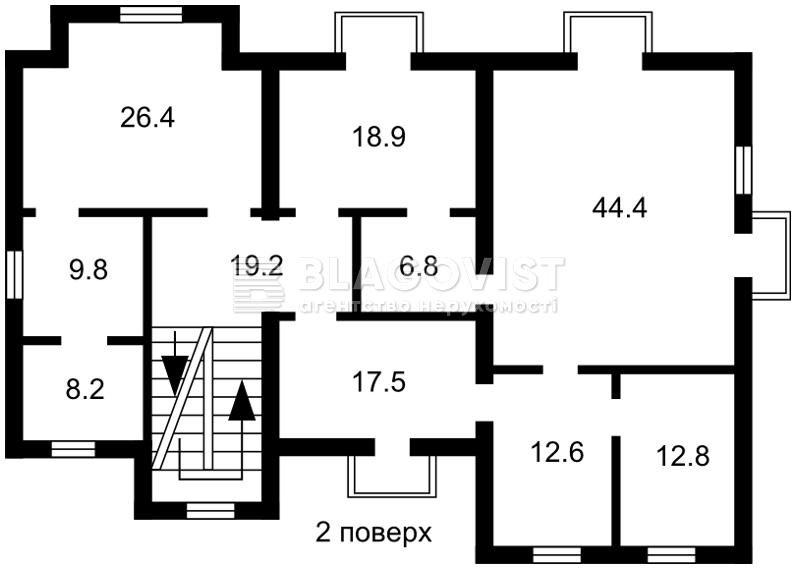 Дом M-34698, Горького, Богдановка (Броварской) - Фото 3