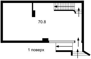 Commercial and office premises, Lypkivskoho Vasylia (Urytskoho), Kyiv, R-23991 - Photo 3