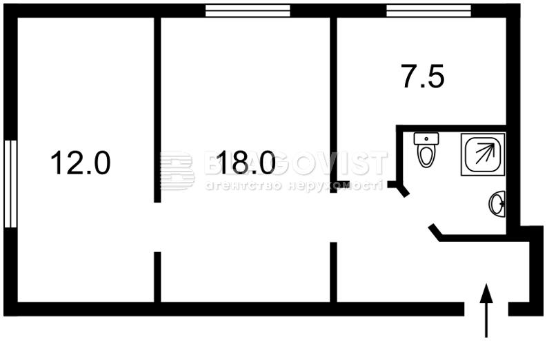 Офис, Z-1613764, Парково-Сырецкая (Шамрыло Тимофея), Киев - Фото 3