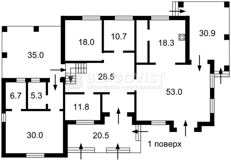 Дом Z-369256, Вышгород - Фото 7