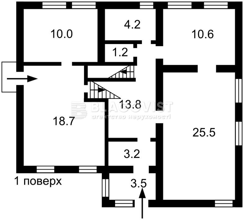 Дом R-24605, Ворзельская, Ирпень - Фото 3