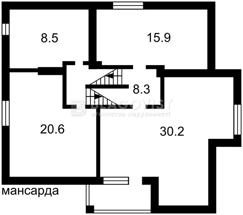 Дом R-24605, Ворзельская, Ирпень - Фото 4