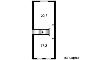Будинок Толстого, Ірпінь, Z-519087 - Фото 4