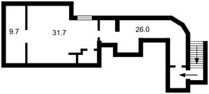 Нежилое помещение, Бажана Николая просп., Киев, Z-1694273 - Фото2