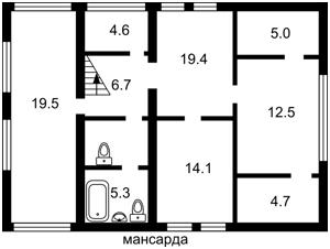 Будинок Садова (Осокорки), Київ, Z-196917 - Фото 3