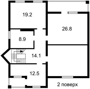 Дом Чаплыгина пер., Киев, R-20533 - Фото 4