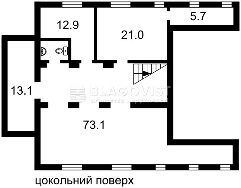Отдельно стоящее здание, Зверинецкая, Киев, R-25392 - Фото 2