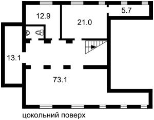 Окремо розташована будівля, Звіринецька, Київ, R-25392 - Фото 2
