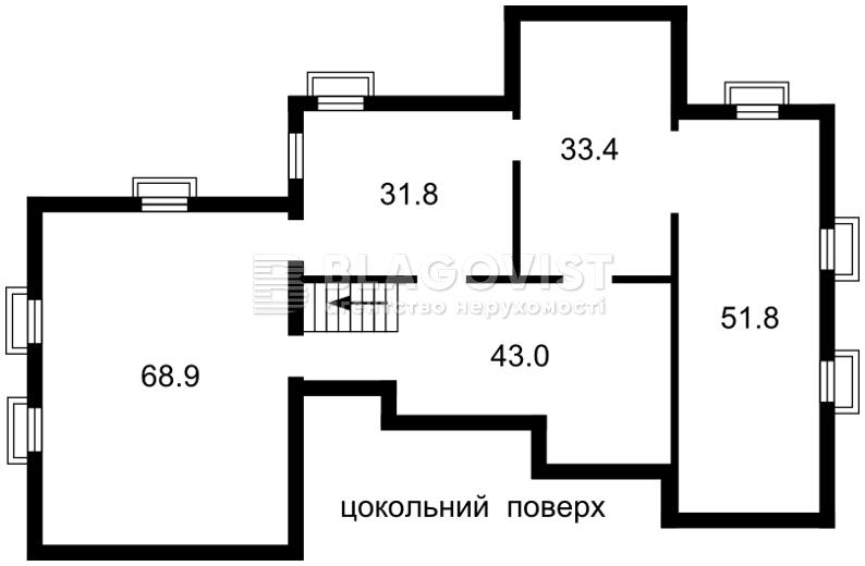 Дом H-44102, Столичное шоссе, Киев - Фото 3