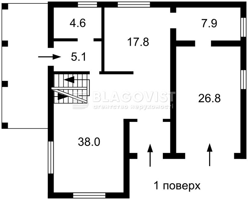 Дом Z-358433, Гнедин - Фото 4