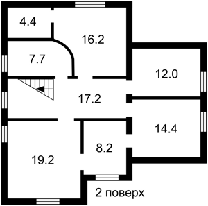 Будинок Гнідин, Z-358433 - Фото 3