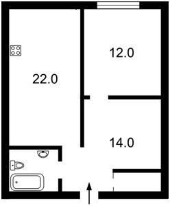 Квартира Демеевская, 18, Киев, Z-524800 - Фото2