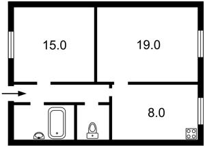 Квартира Лютеранська, 11б, Київ, D-35001 - Фото2