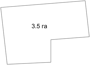 Земельный участок Подгорцы, F-41635 - Фото1