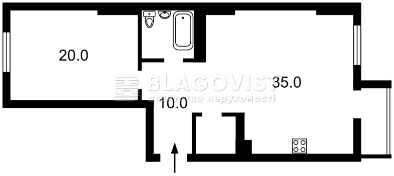 Квартира R-17584, Филатова Академика, 2/1, Киев - Фото 7