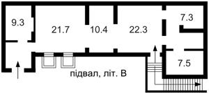 Нежилое помещение, Большая Васильковская, Киев, Z-190582 - Фото3