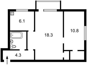 Квартира Уманская, 29, Киев, E-38489 - Фото 2