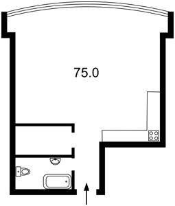 Квартира Кловський узвіз, 7а, Київ, R-26082 - Фото2