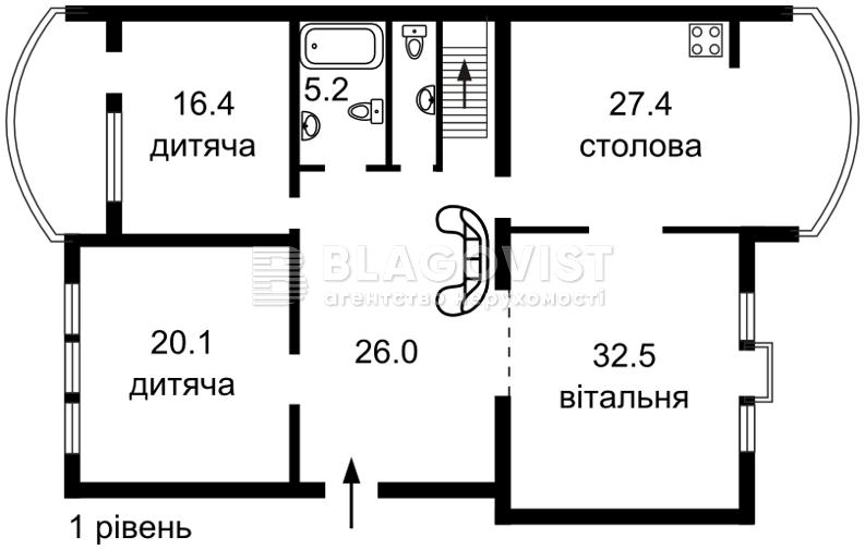 Квартира E-38502, Оболонская набережная, 7, Киев - Фото 4
