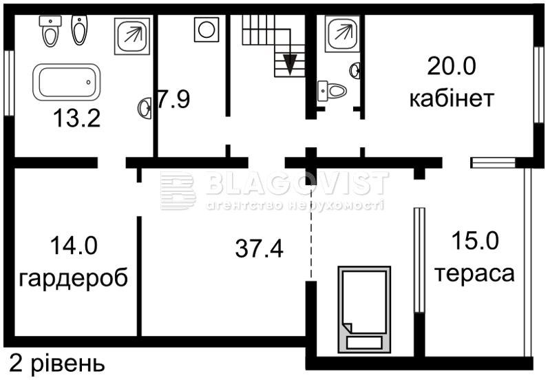 Квартира E-38502, Оболонская набережная, 7, Киев - Фото 5