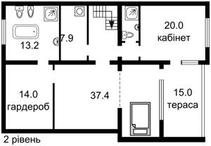 Квартира Оболонская набережная, 7, Киев, E-38502 - Фото 3