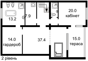 Квартира Оболонская набережная, 7, Киев, E-38503 - Фото 3