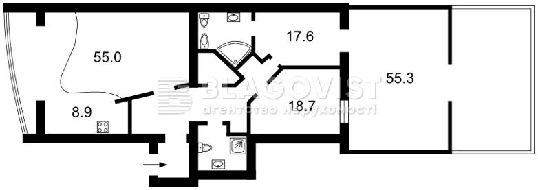 Квартира E-38298, Тургеневская, 45/49, Киев - Фото 4