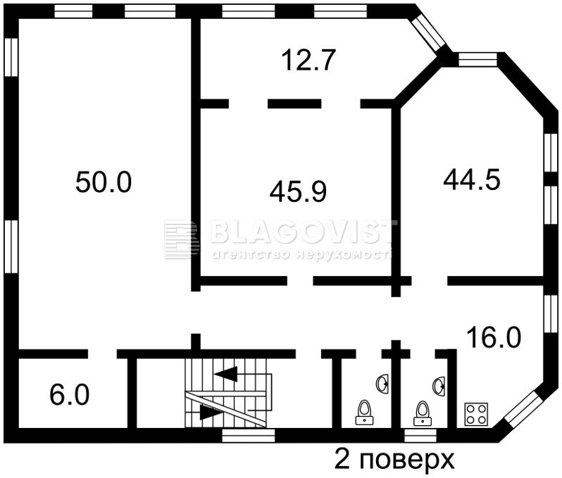 Офис, Z-731455, Редутная, Киев - Фото 3