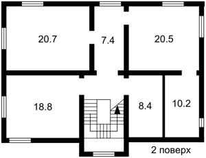 Дом Городная, Киев, Z-57540 - Фото 5