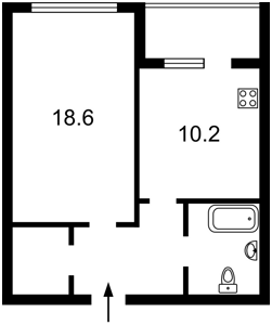 Квартира Вірменська, 6, Київ, Z-364882 - Фото 2